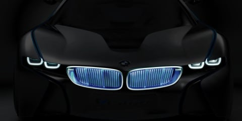 BMW Vision EfficientDynamics Concept to star in Mission: Impossible – Ghost Protocol