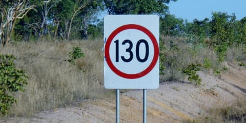 Northern Territory to axe open speed limits