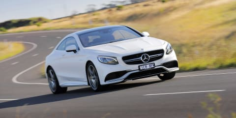2015 Mercedes-AMG S63 recalled for software fix