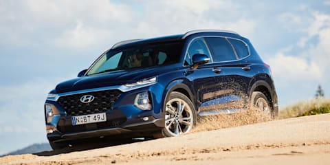 2018 Hyundai Santa Fe pricing and specs