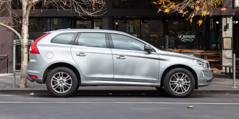 Volvo XC60 D5 Luxury Review : Shaving weekender