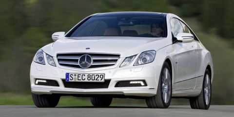 2009-2011 Mercedes-Benz E-Class Coupe/Cabriolet join Takata recall - UPDATE