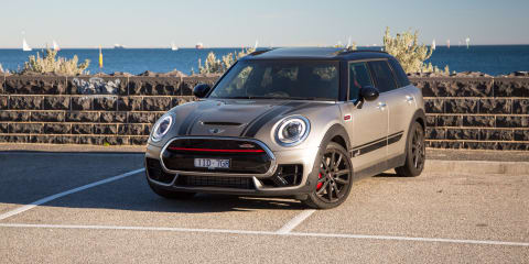 2017 Mini JCW Clubman review