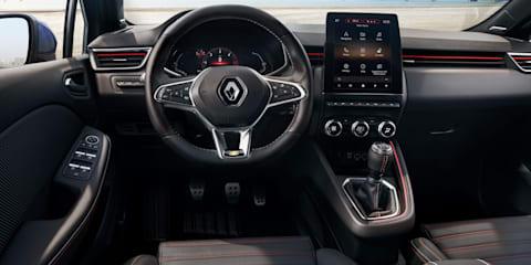 2019 Renault Clio interior revealed