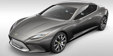 2015 Lotus Eterne Unveiled