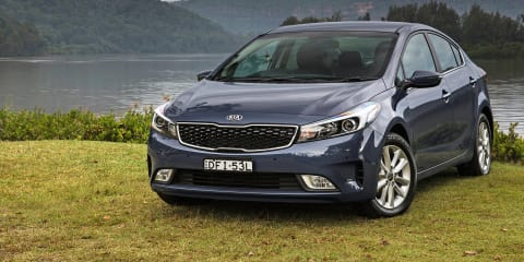 2017 Kia Cerato pricing and specifications