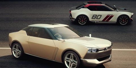 Nissan IDx not happening, according to executive