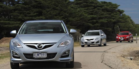 Mazda6 production hits two million