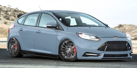 Ford Focus ST: 2013 SEMA concepts previewed