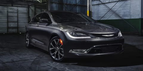 2014 Chrysler 200 revealed