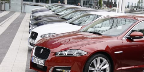 2012 Jaguar XF Preview
