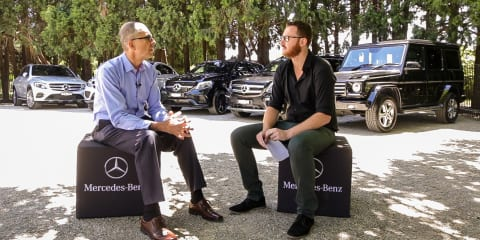 Interview with a CEO: Mercedes-Benz Australia/Pacific CEO Horst von Sanden