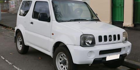 2000 Suzuki Jimny JX (4x4) review