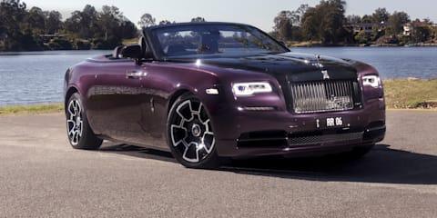 2019 Rolls-Royce Dawn Black Badge review