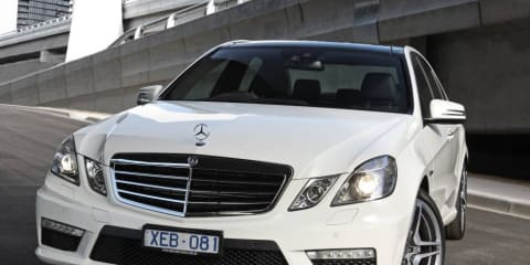 Mercedes-Benz E 63 AMG launched in Australia