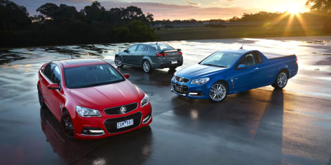 2014-16 Holden Commodore, Caprice, HSV models recalled