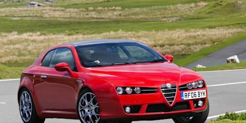 2011 Alfa Romeo Brera 1750 TBi on sale in Australia