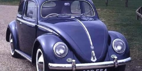 Volkswagen Beetle Germany's most popular classic car