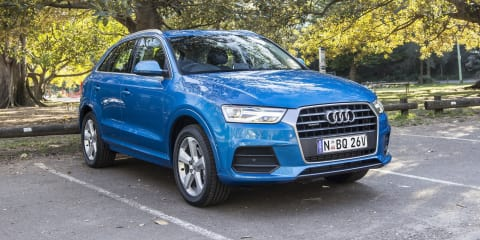 2016 Audi Q3 recalled for airbag fix