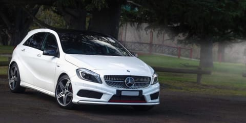2015 Mercedes-Benz A250 Review