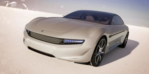 Pininfarina Cambiano concept leaked online