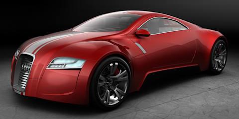 Audi R-Zero