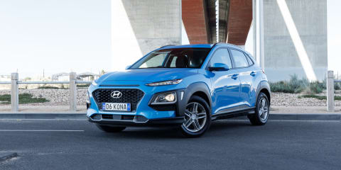 2018 Hyundai Kona Active review
