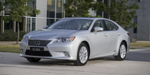 Lexus ES: large luxury sedan returns from $63,000