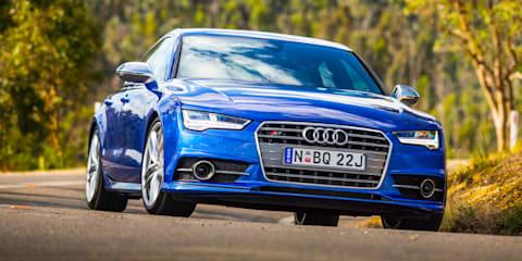2015 Audi S7 Sportback Review