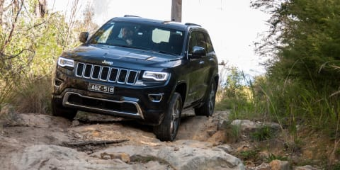 2015-2016 Jeep Grand Cherokee recalled for brake fix