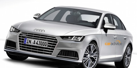 2015 Audi A4 shapes up for C-Class battle