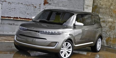 New Kia Grand Carnival's design overhaul