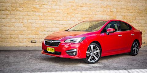 2017 Subaru Impreza recalled for rear-view camera fix