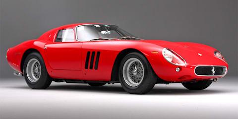 1963 Ferrari 250 GTO sells for record $20 million
