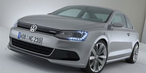 Volkswagen to release performance hybrid powertrains by 2012