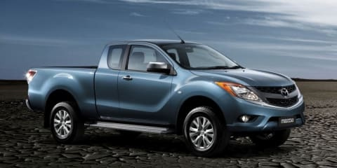 2012 Mazda BT-50 Freestyle Cab to debut at Australian International Motor Show