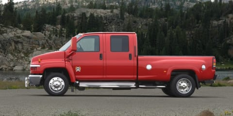 GM to close US medium-truck business