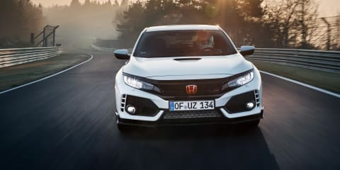 Honda Civic Type R: New variants planned for hot hatch