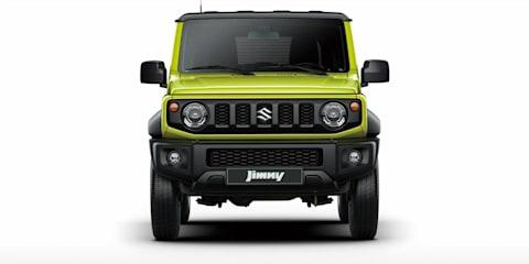 2019 Suzuki Jimny: Australian launch now official - UPDATE