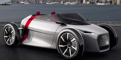 Audi Urban Concept more images revealed