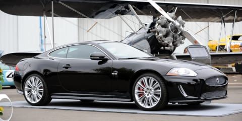 2010 Jaguar XKR175 Coupe shines at Pebble Beach