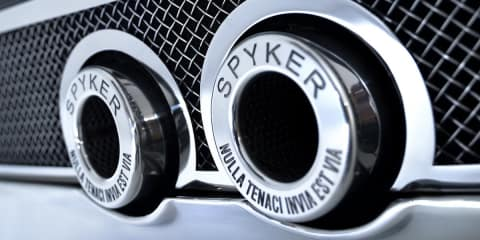 Spyker, Youngman double joint venture to create Saab-based cars and SUV
