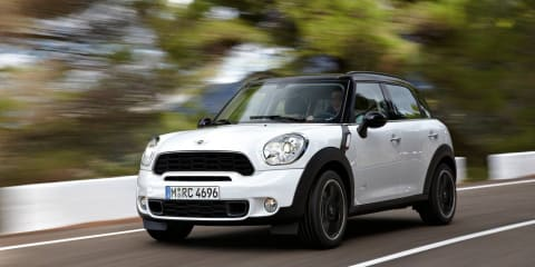 2011 MINI Countryman pricing, on sale in February
