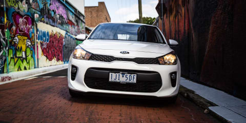 No Kia small SUV until 2019