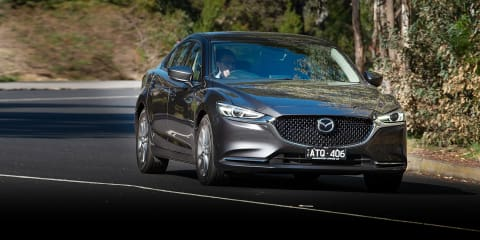 2018 Mazda 6 Touring diesel sedan review