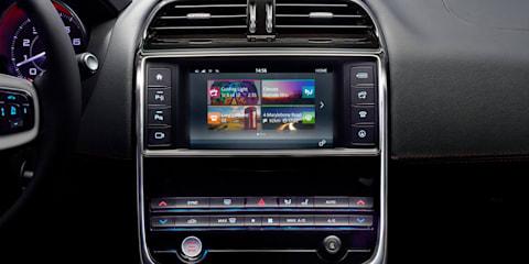 Jaguar XE debuts InControl media system