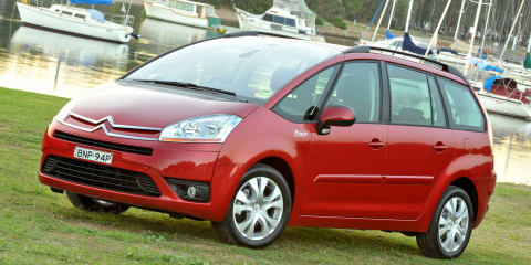 Citroen C4 Picasso recalled over fire risk
