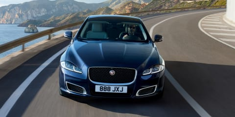 Jaguar XJ50 on sale from $222,478