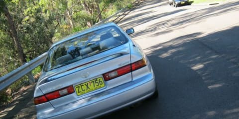 1999 Toyota Camry Review