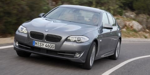 BMW 5 Series Review (2010)